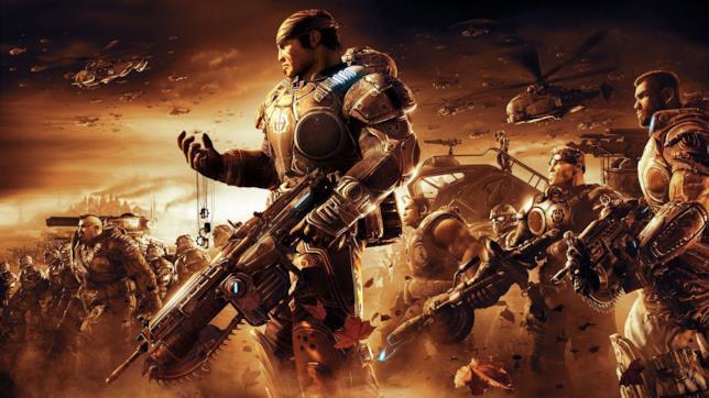Gears of War, una saga di successo
