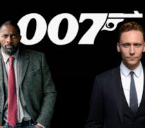 Idris Elba e Tom Hiddleston, i due contendenti per il ruolo di James Bond