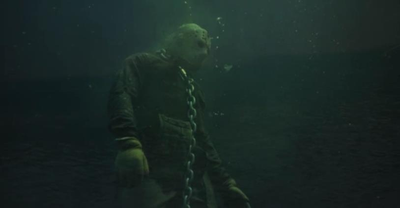 Jason nel film Venerdì 13 parte VI