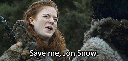 Un divertente meme di Game of Thrones