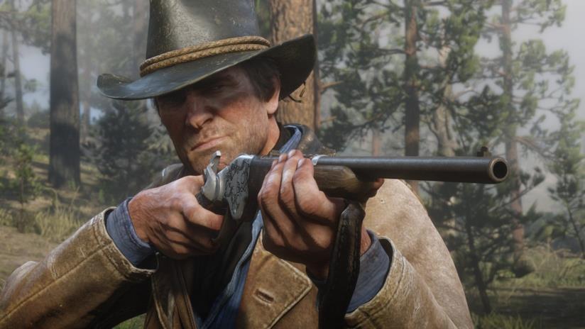 Arthur Morgan è il protagonista di Red Dead Redemption II