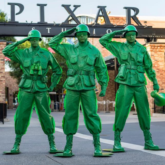Toy Story Land: il personaggio di Sarge e la sua armata marceranno ogni giorno per intrattenere i turisti