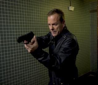 Un'immagine di Kiefer Sutherland nei panni di Jack Bauer in 24: Legacy