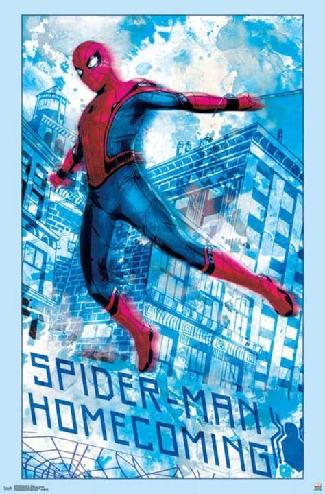 Spider-Man: Homecoming: l'Uomo Ragno con la tuta super tecnologica di Tony Stark