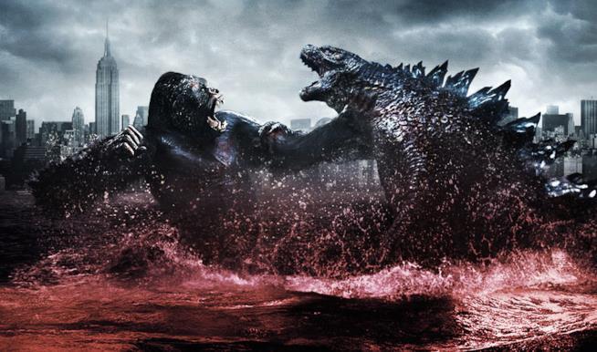 Godzilla vs. Kong, il MonsterVerse al punto più alto