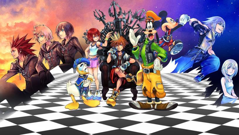 Kingdom Hearts tornerà nel 2019 con il terzo capitolo