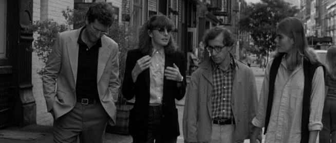 Diane Keaton icona fashion di Io e Annie