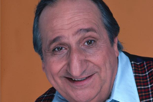 Al Molinaro in una foto più recente