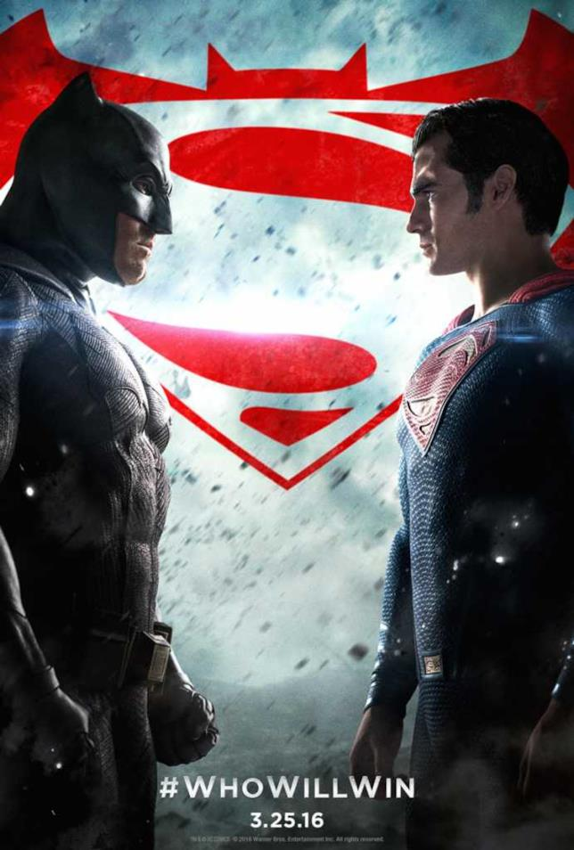 Ecco l'ultimo poster di Batman V Superman: Dawn of Justice