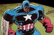 Isaiah Bradley vestito come Capitan America