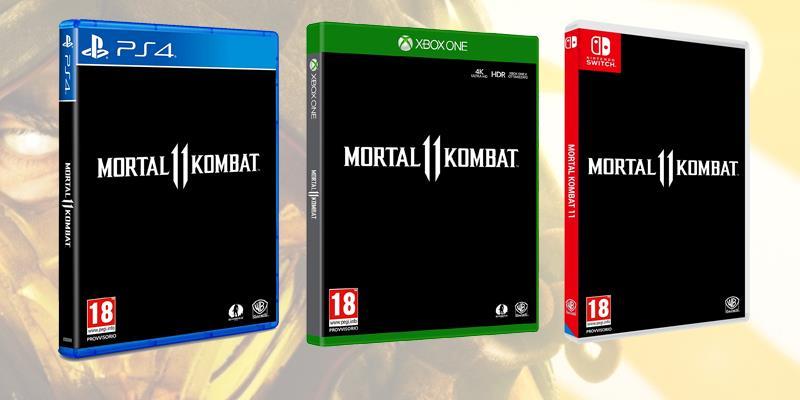 Mortal Kombat 11 in uscita il 23 aprile 2019