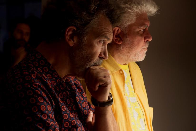 Pedro Almodovar e Antonio Banderas