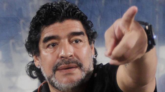Diego Armando Maradona oggi