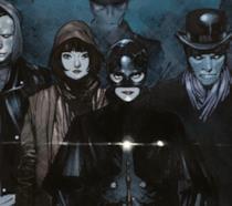 I personaggi del fumetti The Magic Order