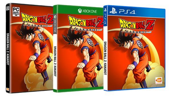 Dragon Ball Z Kakarot in uscita il 17 gennaio 2020