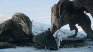 Jon e Daenerys nel trailer di GoT 8