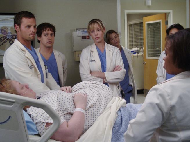 Grey's Anatomy: una scena