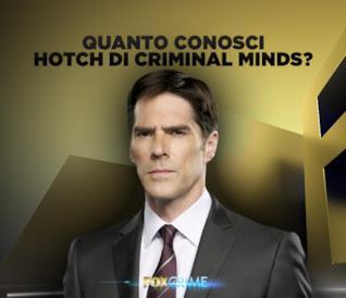 Quanto conosci Hotch di Criminal Minds?