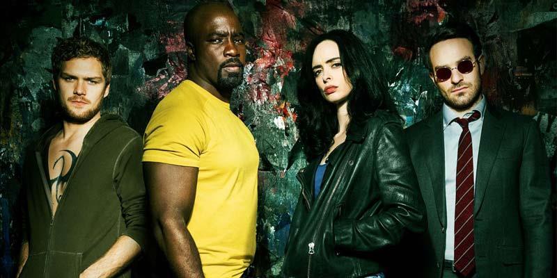 Un'immagine promozionale da The Defenders