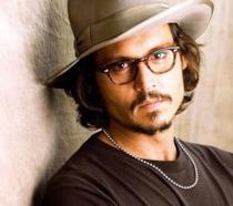 L'attore americano Johnny Depp