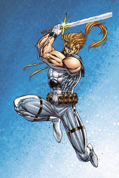 Shatterstar nei fumetti Marvel