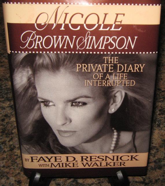 Il vero libro pubblicato da Faye Resnick