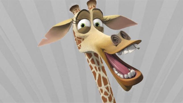Melman la giraffa