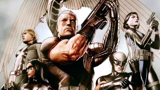Una delle incarnazioni di X-Force