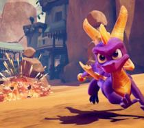Un'immagine promozionale di Spyro Reignited Trilogy