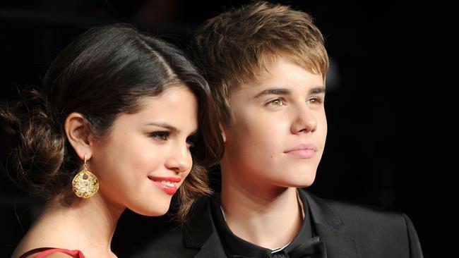 Justin Bieber e Selena Gomez insieme felici