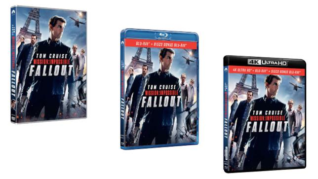 Mission: Impossible - Fallout - Home Video