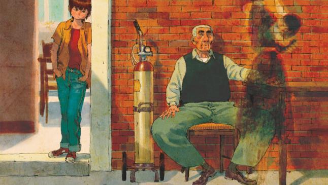 La copertina del fumetto Macaroni