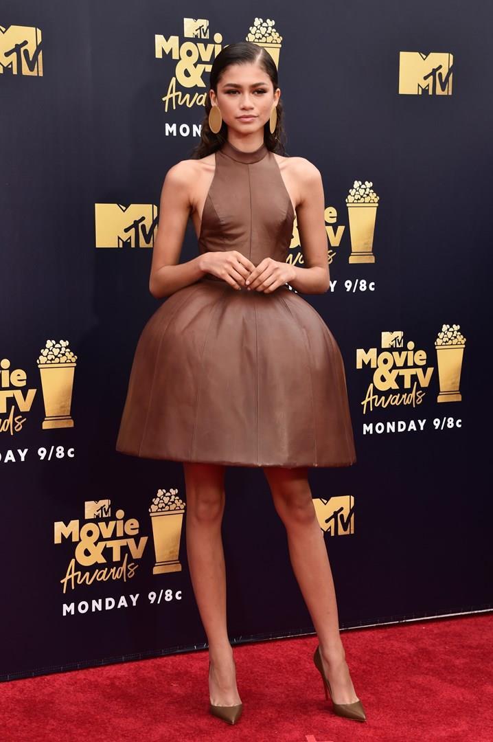 Zendaya agli MTV Movie & TV Awards
