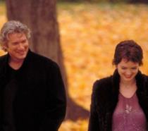 Un frame del film con Gere e Wynona Rider
