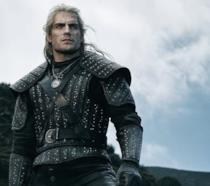 Henry Cavill nei panni di Geralt di Rivia su Rutilia