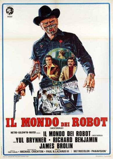 Westworld, in Italia, Il Mondo dei Robot