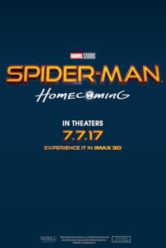 Data dell'uscita USA di Spider-Man: Homecoming