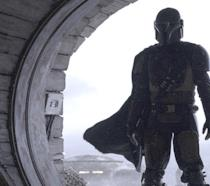 The Mandalorian nella serie Disney+