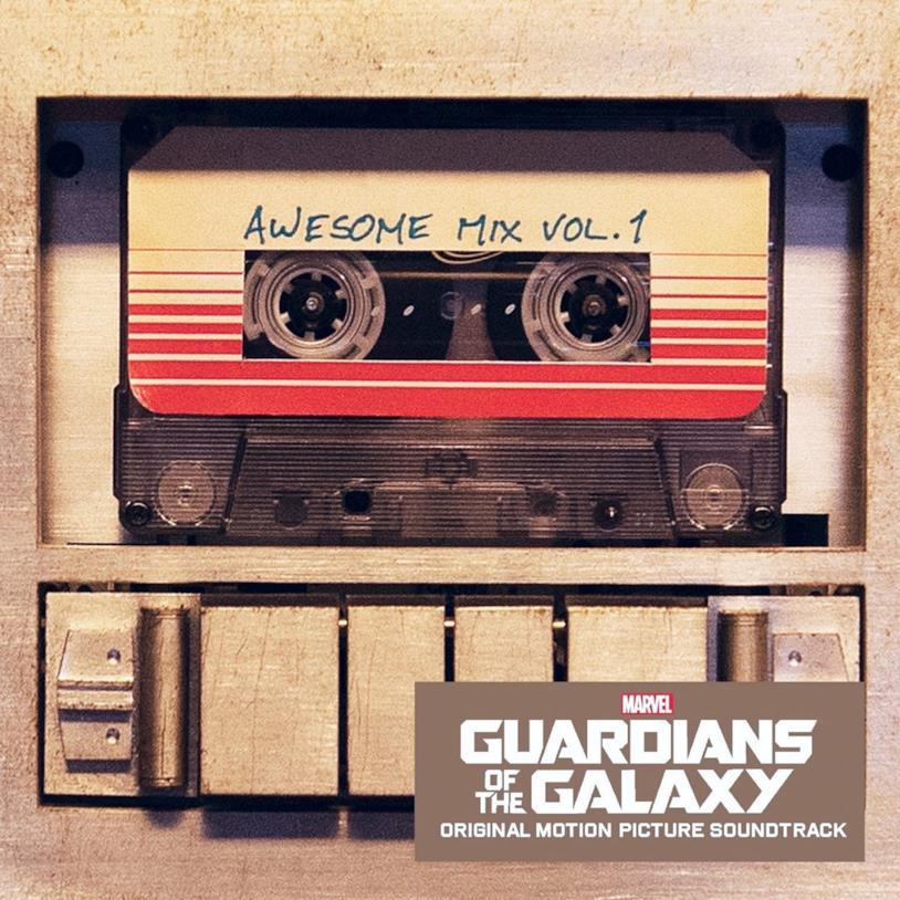 Copertina dell'album Guardiani della Galassia