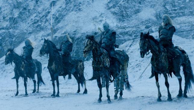 Game of Thrones: un'immagine dalla serie