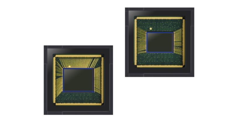 Immagine stampa del sensore Samsung ISOCELL Bright GW1