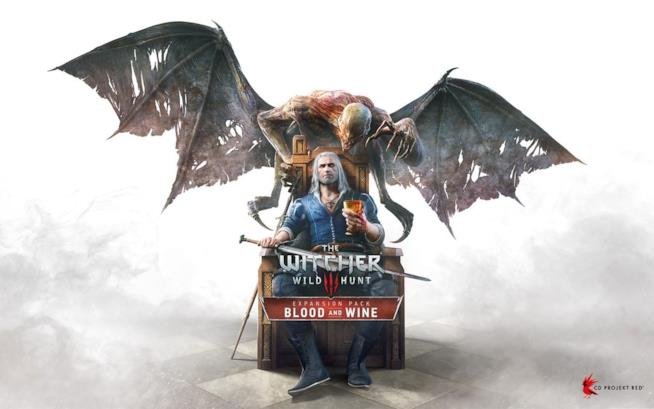 The Witcher 3 si espande con Blood and Wine