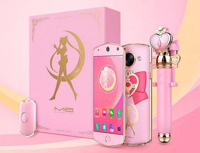 Meitu M8 Sailor Moon Pretty Soldier Edition