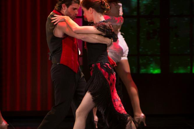 Il tango di Clara e Diego nel settimo serale