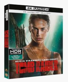 Il 4K UHD del reboot di Tomb Raider