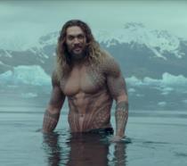 L'Aquaman di Jason Momoa