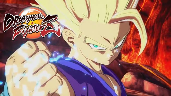 Dragon Ball FighterZ per PlayStation 4, Xbox One e PC