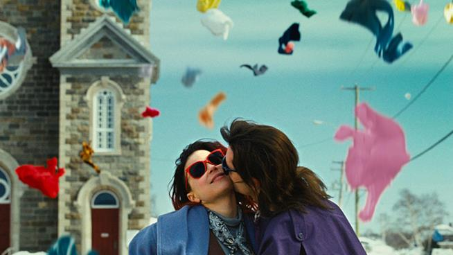 Un'immagine dal film Laurence Anyways