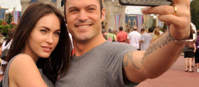 Megan Fox e Brian Austin Green sono di nuovo felici