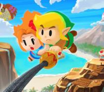 Zelda Link's Awakening su Switch